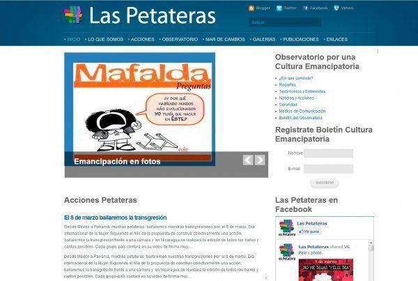 Las Petateras