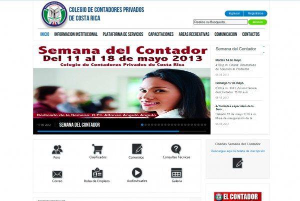 Colegio de Contadores Privados de Costa Rica
