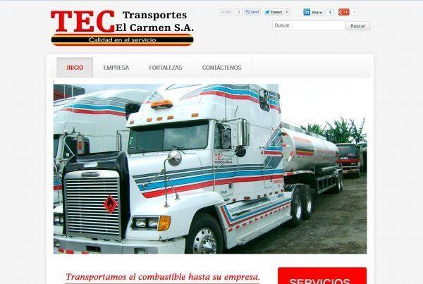 Transportes El Carmen