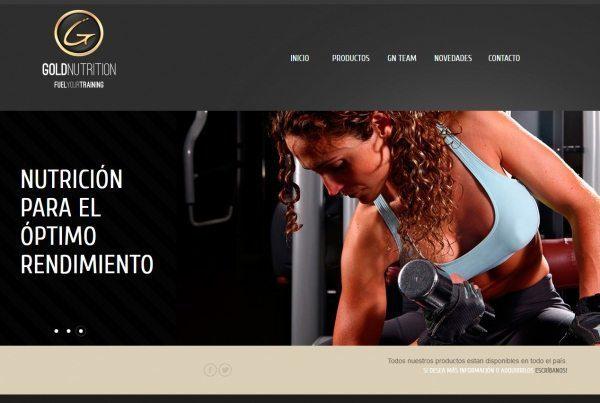 Gold Nutrition - Uruguay