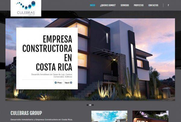 Culebras Group - Empresa Constructora