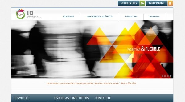 UCI Universidad para la Cooperación Internacional