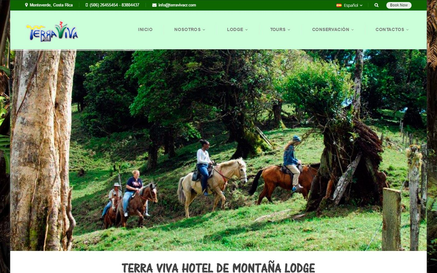 Terra Viva, Santa Elena, Monteverde, Costa Rica